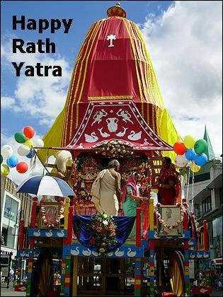 🙏🏻 ਰੱਥ ਯਾਤਰਾ - Happy Rath Yatra - ShareChat