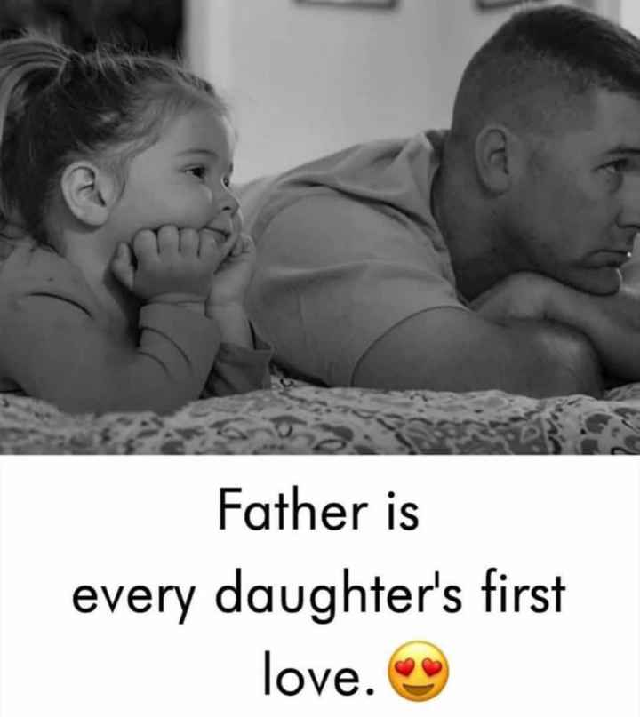 👨👧पापा की परी - Father is every daughter ' s first love . - ShareChat