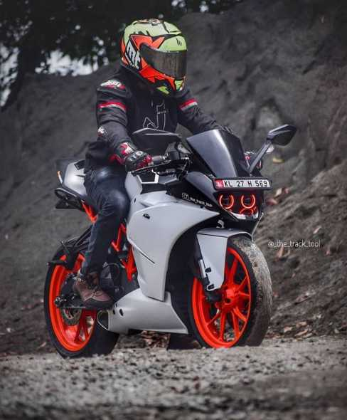 🏍️ ktm - KL 27 H 569 O a _ the _ track _ tool - ShareChat
