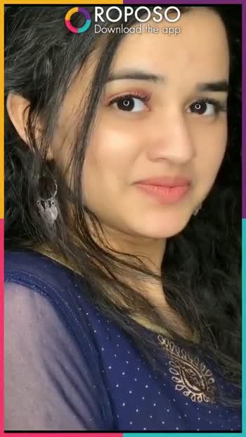 roposo video 💥💕Dil Hai Ki Manta Nahi💥💞 - ShareChat - Funny, Romantic,  Videos, Shayari, Quotes