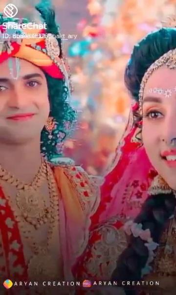 New Radhe Krishna Status New Radhe Krishna Status Radha Krishna Radha Rani Radha Krishna Video Ravi Raj Sharechat Funny Romantic Videos Shayari Quotes